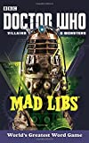 img - for Doctor Who Villains and Monsters Mad Libs book / textbook / text book