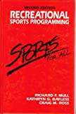 img - for Recreational Sports Programming book / textbook / text book