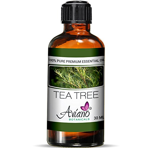 Tea Tree Essential Oil - 100% Pure Blue Diamond Therapeutic Grade By Avían? Botanicals (30 ml)