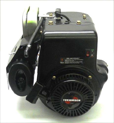 Tecumseh LH358XA-159493-35980 10hp Snow King*, Horizontal 3-5/16″ Stepped MTD Shaft, Recoil Start, Crankshaft 35980* Tecumseh Engine