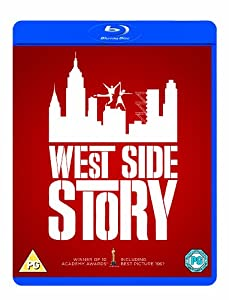 West Side Story [Blu-ray] [1961] [Region Free]
