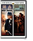 Man in the Wilderness & Deadly Trackers [DVD] [Import]