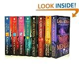 Lara Adrian's Midnight Breed 8-Book Bundle: Kiss of Midnight, Kiss of Crimson, Midnight Awakening, Midnight Rising, Veil of Midnight, Ashes of Midnight, Shades of Midnight, Taken by Midnight