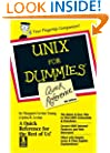 UNIX For Dummies: Quick Reference