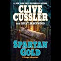 Spartan Gold (       UNABRIDGED) by Clive Cussler Narrated by Scott Brick