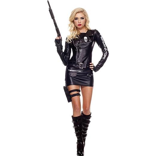 womens terminator costume