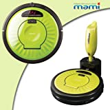 Rotech Pro Robotic Vacuum Cleaner Remote Control Vacuuming