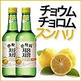 【柚子味が焼酎】チョウムチョロム  スンハ