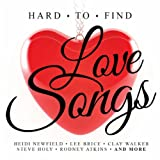 Hard To Find Love Songs Album Cover