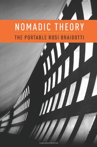 Nomadic Theory (Gender and Culture (Paperback))