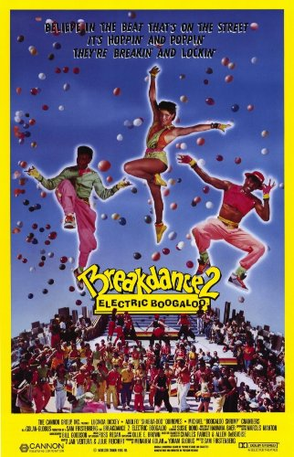 11 X 17 Breakin 2 Electric Boogaloo Movie Poster