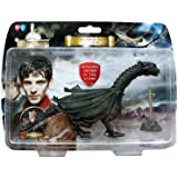 The Adventures of Merlin Dragon Figurine