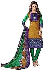 Mansi Fashion Women's Cotton Dress Material (MF-MP-2001 , MultiColor)