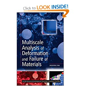Multiscale Analysis of Deformation and Failure of Materials cover