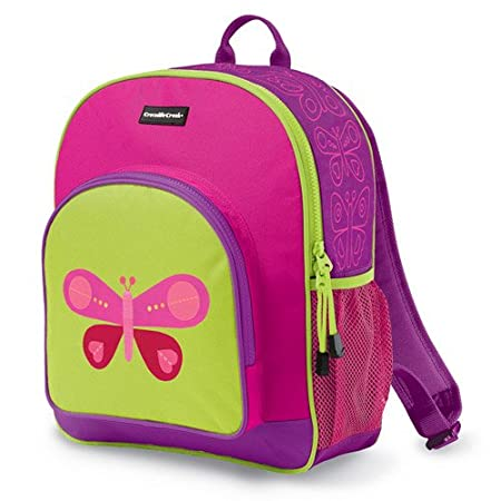 Crocodile Creek Toddler Backpack Butterfly