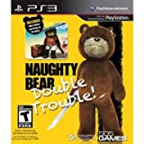 Naughty Bear Double Trouble [PS3]
