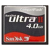 Sandisk Ultra 4GB 30MB/s 200X CF(コンパクトフラッシュ) 海外パッケージ
