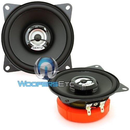 "Hertz® Dcx 100.3 4"" Dieci Series Car Stereo Coaxial Speakers (Dcx100.3)"