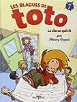 Blagues de Toto, Tome 7 : La classe q...