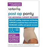 Post Op Panty High Waist Compression Only No Silicone L XL Nude Nude 1X/2X