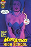 img - for MARS ATTACKS #2 OF 2 - HIGH SCHOOL book / textbook / text book