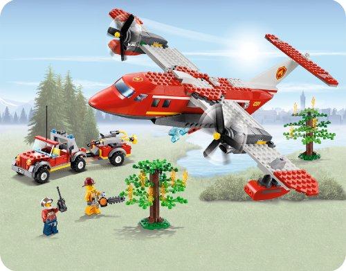 Lego City Books Lego City 4209 Fire Plane