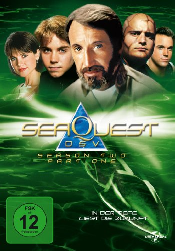 SeaQuest - Season 2.1 [3 DVDs]