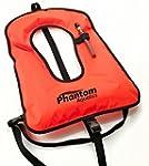 Phantom Aquatics Snorkel Vest, Orange