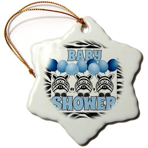 Baby Shower Zebra Print Decorations front-1020162