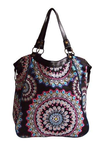 noi-fashion-cottonbag-bella-xl-damen-shopper-schwarz-mit-ornamenten-34x33x17-cm-hxbxt