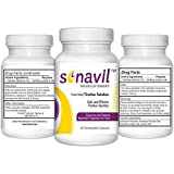 Tinnitus Remedy - Relief from ringing in ears, clicking, roaring, buzzing with all natural Sonavil. #1 Tinnitus treatment specially formulated to safely and effectively manage Tinnitus related ear issues. 60 Capsules (1 Month Supply) with a 100% Lifetime Money Back Guarantee.