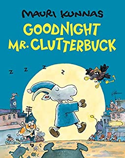 Book Cover: Goodnight, Mr. Clutterbuck