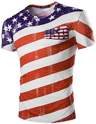 whatlees-unisex-digital-print-slim-fit-t-shirt-with-colored-usa-flag-3d-pattern