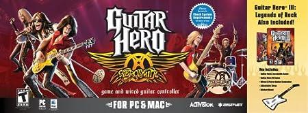 Guitar Hero: Aerosmith Bundle