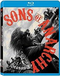 Sons of Anarchy: Season Three [Blu-ray]