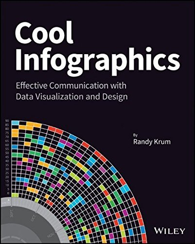 Cool Infographics: Effective Communication with Data Visualization and Design by Randy Krum (2013-10-28) (Cool Infographics By Randy Krum compare prices)
