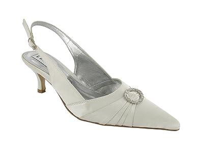 Generic Écharpe pour femme à talon bas à dos, idéal pour les chaussures Sandales pour Lexus