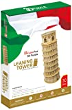 CubicFun Italy Leaning Tower of Pisa 3D Puzzle