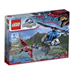 LEGO Jurassic World Pteranodon Captur...