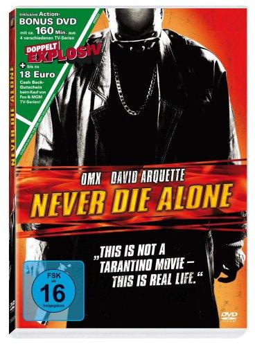 Never Die Alone (+ Bonus DVD TV-Serien)