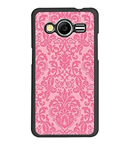 PrintDhaba Pattern D-2133 Back Case Cover for SAMSUNG GALAXY CORE 2 G355H (Multi-Coloured)