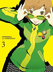 ペルソナ4 3 【完全生産限定版】 [DVD]