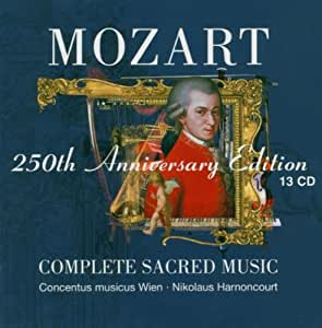 Mozart: Complete Sacred Works, 250th Annivversary Edition