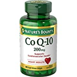 Nature's Bounty Co Q-10 200 mg, 80 Tablets