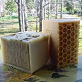 Handcrafted Handmade X-Large Sea Kelp Varech & Butter Goat's Milk Aged Soap Set Limited Edition ~ Natural Handcrafted...