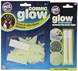 The Original Glowstars Company Cosmic Glow Moon, Stars and Glow Creations Glow-in-the-Dark Pens