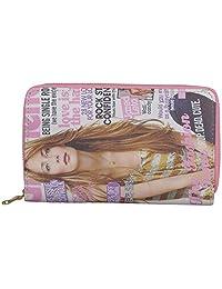 Kianna Pink Women's Wallet