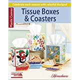 Tissue Boxes & Coasters Plastic Canvas Book
