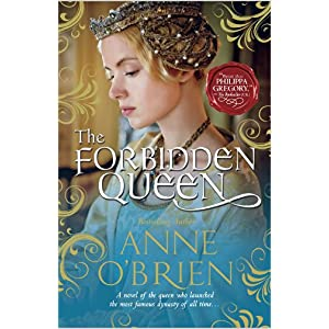 The Forbideen Queen by Anne O'Brien
