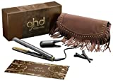ghd Iconic Eras Boho Chic Limited Edition Gold Series Classic Styler Hair Straightener Gift Set